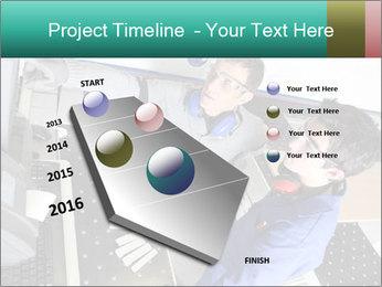 Man training PowerPoint Template - Slide 26