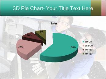 Man training PowerPoint Template - Slide 35