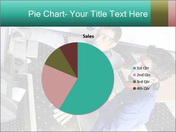 Man training PowerPoint Template - Slide 36