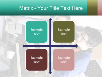 Man training PowerPoint Template - Slide 37
