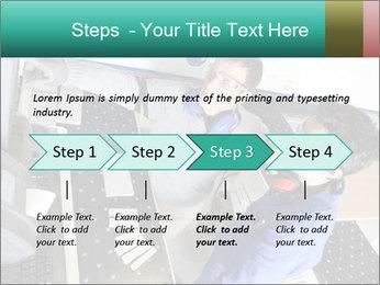 Man training PowerPoint Template - Slide 4