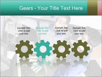 Man training PowerPoint Template - Slide 48