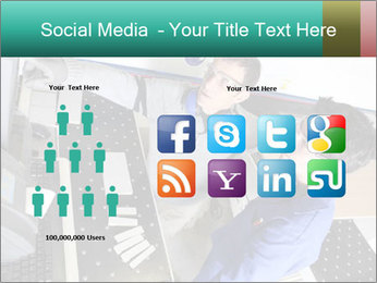 Man training PowerPoint Template - Slide 5
