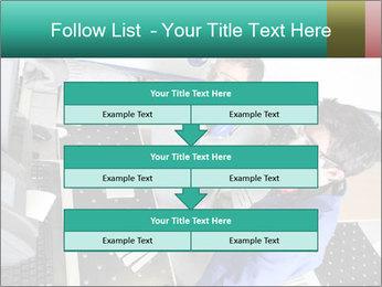 Man training PowerPoint Template - Slide 60