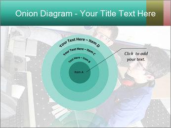 Man training PowerPoint Template - Slide 61