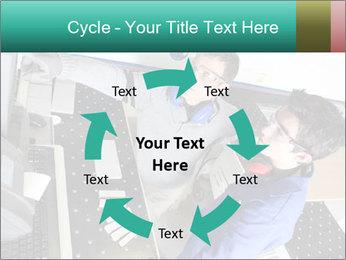 Man training PowerPoint Template - Slide 62