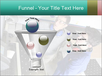 Man training PowerPoint Template - Slide 63