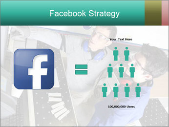 Man training PowerPoint Template - Slide 7