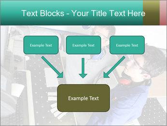 Man training PowerPoint Template - Slide 70