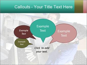 Man training PowerPoint Template - Slide 73