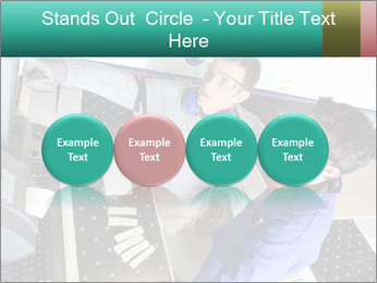 Man training PowerPoint Template - Slide 76