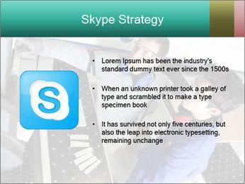 Man training PowerPoint Template - Slide 8