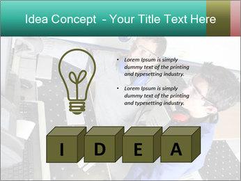 Man training PowerPoint Template - Slide 80