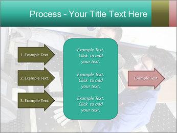 Man training PowerPoint Template - Slide 85