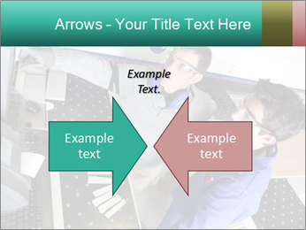 Man training PowerPoint Template - Slide 90