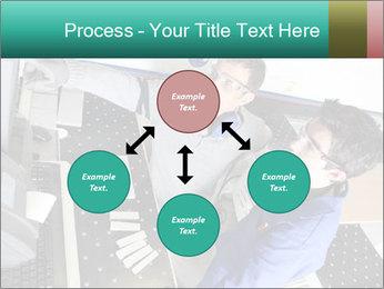 Man training PowerPoint Template - Slide 91