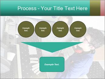 Man training PowerPoint Template - Slide 93