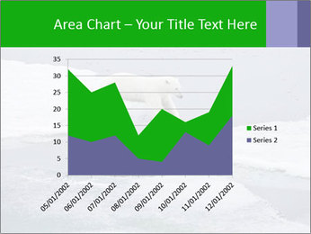 Polar bear PowerPoint Template - Slide 53