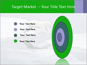 Polar bear PowerPoint Template - Slide 84