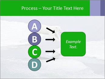 Polar bear PowerPoint Template - Slide 94