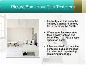 Interior in office PowerPoint Template - Slide 13