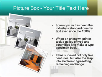 Interior in office PowerPoint Template - Slide 17