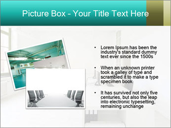 Interior in office PowerPoint Template - Slide 20