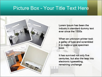 Interior in office PowerPoint Template - Slide 23