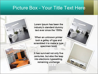 Interior in office PowerPoint Template - Slide 24
