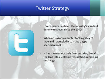 Fashionable girls PowerPoint Template - Slide 9