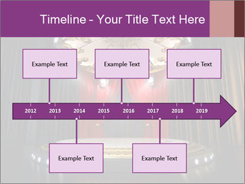 Empty stage PowerPoint Template - Slide 28