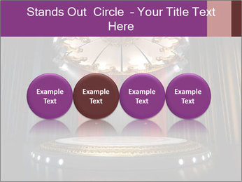 Empty stage PowerPoint Template - Slide 76