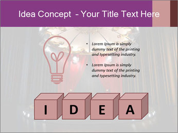 Empty stage PowerPoint Template - Slide 80