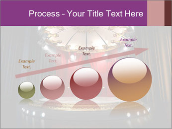 Empty stage PowerPoint Template - Slide 87