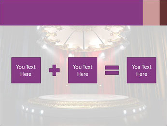 Empty stage PowerPoint Template - Slide 95