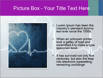 Heart beat PowerPoint Template - Slide 13