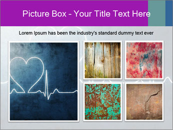 Heart beat PowerPoint Template - Slide 19