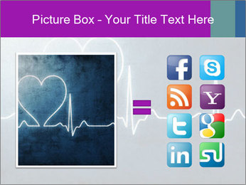 Heart beat PowerPoint Template - Slide 21