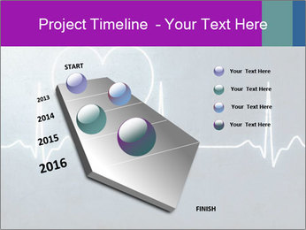 Heart beat PowerPoint Template - Slide 26