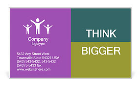 0000092816 Business Card Template