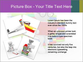 Education concept PowerPoint Template - Slide 23