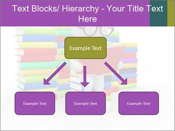 Education concept PowerPoint Template - Slide 69