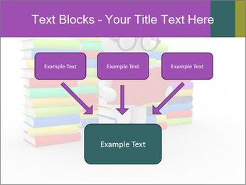 Education concept PowerPoint Template - Slide 70