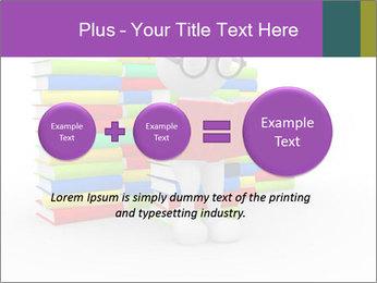 Education concept PowerPoint Template - Slide 75