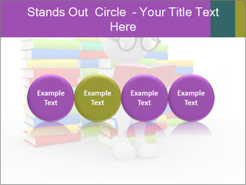 Education concept PowerPoint Template - Slide 76