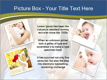 Mother and daughter PowerPoint Template - Slide 24