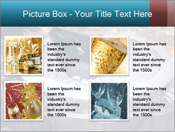 Champagne in bowl PowerPoint Templates - Slide 14