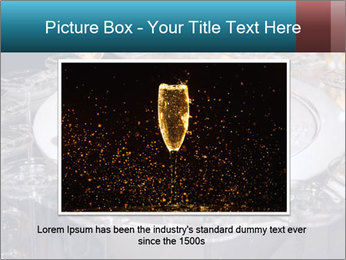 Champagne in bowl PowerPoint Templates - Slide 16