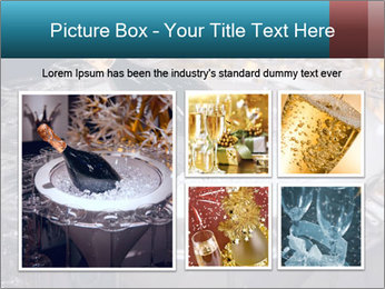 Champagne in bowl PowerPoint Templates - Slide 19