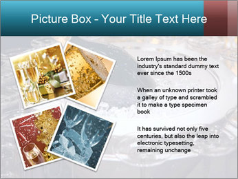 Champagne in bowl PowerPoint Templates - Slide 23